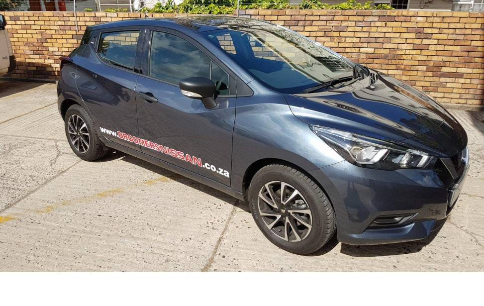 NISSAN MICRA 900T VISIA [MAGS]