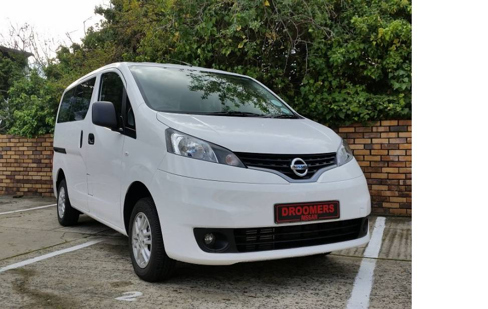NISSAN NV200 1.6 VISIA 7 SEATER