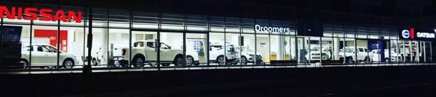 Droomers Nissan Paarl