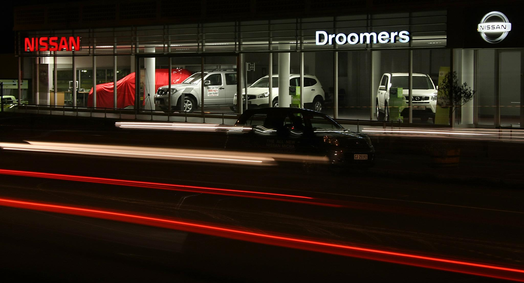 Droomers Nissan Paarl